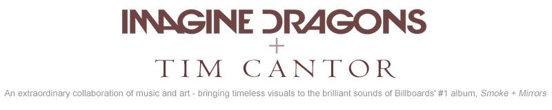 tim cantor imagine dragons collaboration